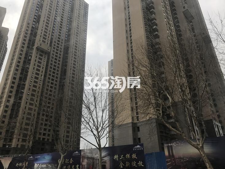 世茂外滩新城实景图(07.12)