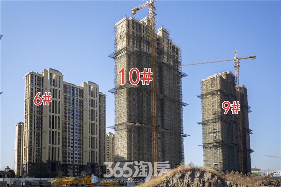 信德悦城6#、9#、10#工程进度(2019.11摄)