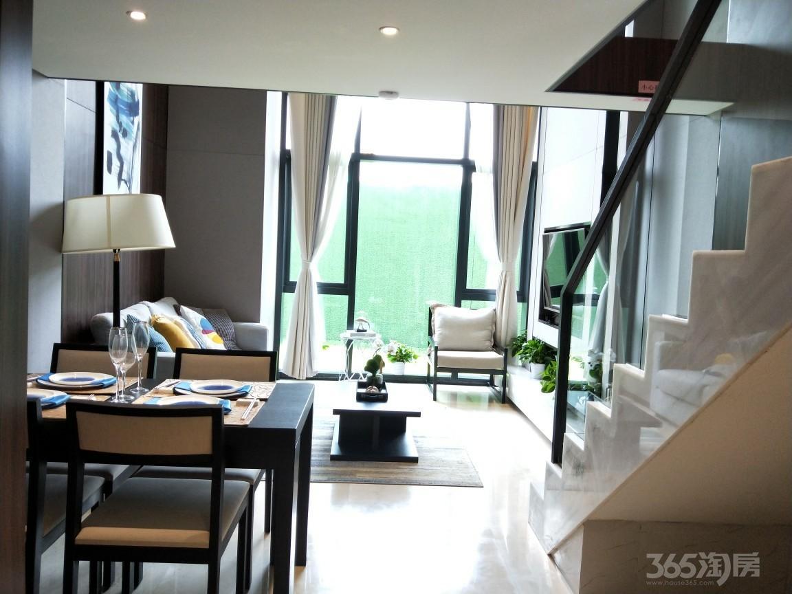 钱塘江公寓2室1厅1卫40平米2012年产权房精装