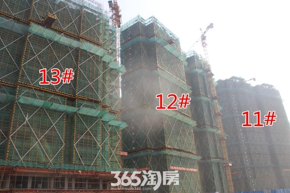 官山翰林7月工程进度(2016.07摄)
