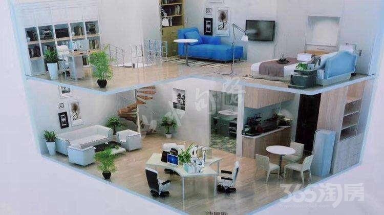 碧桂园华东科技新城2室1厅1卫45万元52平方