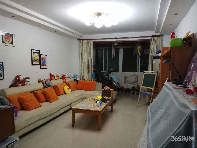 方圆绿茵2室2厅1卫85平方产权房精装带地下室