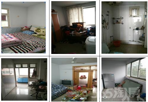 北干道棉纺织厂2室2厅1卫75平方简装