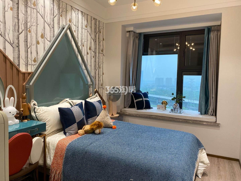 江山大境高层约128㎡样板间-卧室