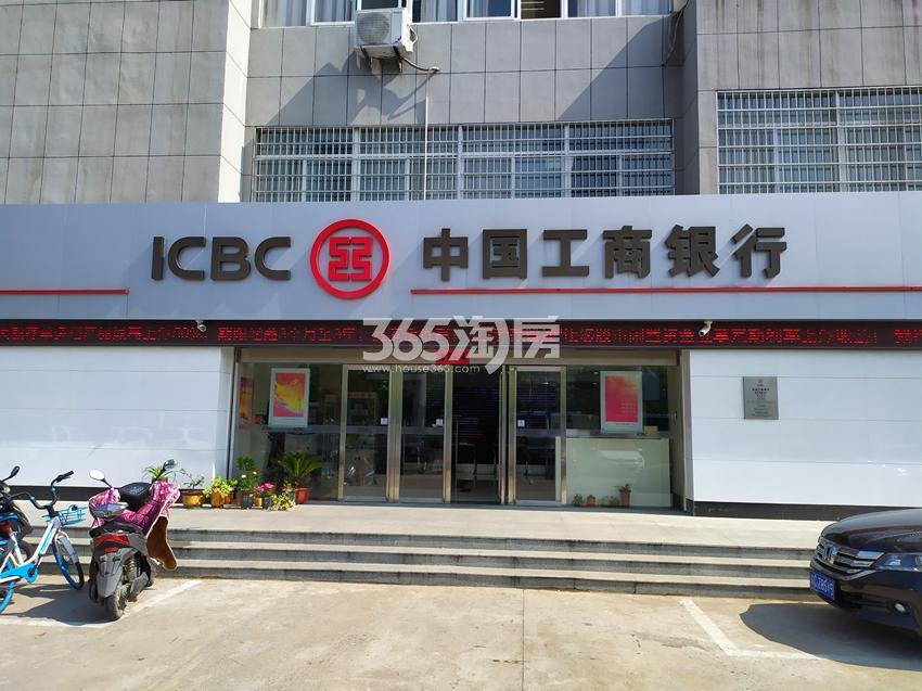 和顺新视界北苑  周边中国工商银行实拍  201904