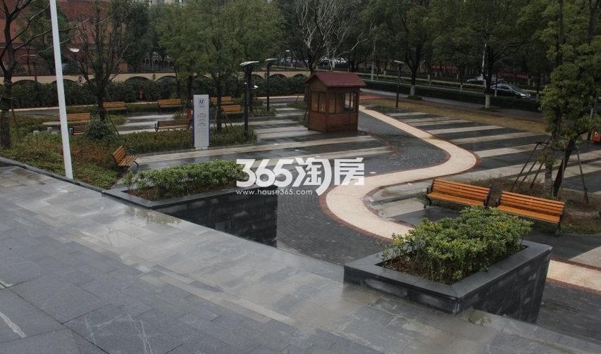 中锐星汇生活广场实景图