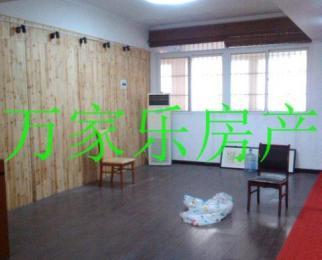 铁佛花园写字楼130平,办公装修,3台空调,可注册,租30