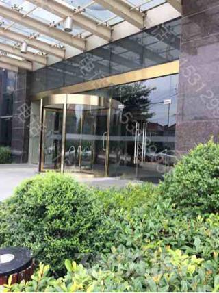 扬州金陵大饭店写字楼146.3平米整租精装可注册