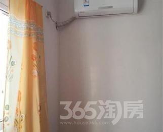 珠光南苑单间 独立防盗门晾衣架 全新格力空调实木地
