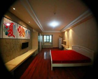 白金湾单身公寓57平米最大户型,拎包入住,1800元