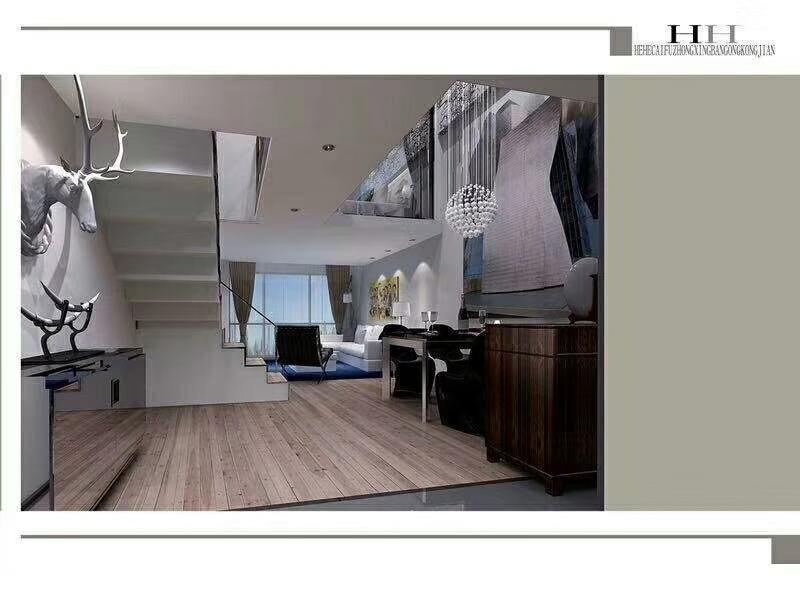 文一西路海创1室1厅1卫 loft公寓买一层送一层