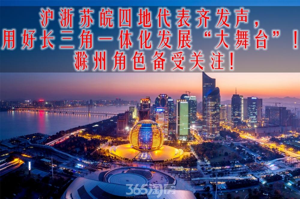 沪浙苏皖四地代表齐发声,滁州角色备受关注