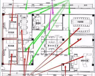 紫金门写字楼3楼门面房出租