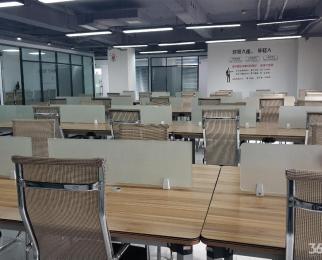 雨花客厅 天隆寺 甲级精装写字楼 户型方正 配全套办公家