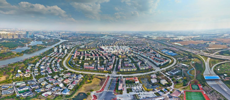 万科·莱茵半岛实景图