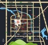南京海伦堡海伦国际交通图