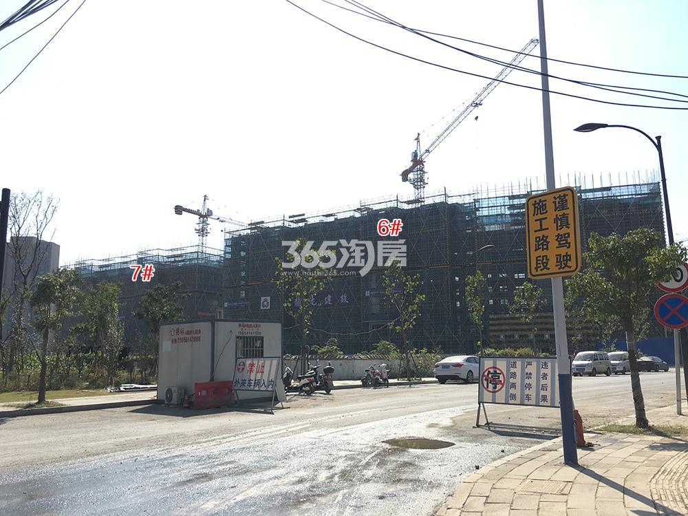 中国铁建西湖国际城6、7号楼施工图(2017.10)