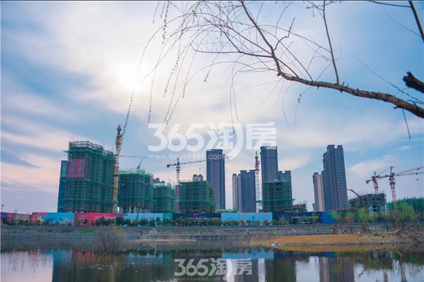 柏庄香府 项目外景 201803