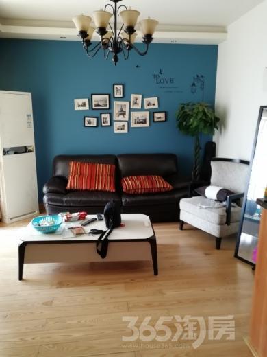 鑫苑国际城市花园2室1厅1卫60平米整租精装
