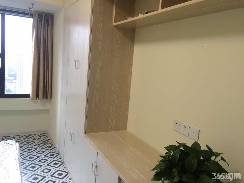 武里山天街精装单身公寓,精装,急租