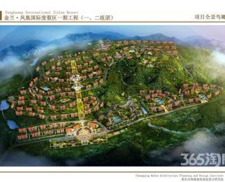 重庆人的后花园养生避暑胜地位于江津东胜四面山后山
