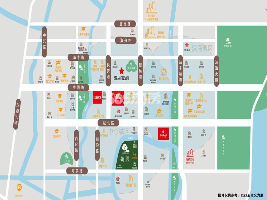 金昌香湖印交通图