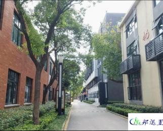 越界梦幻城 上海路地铁口 花园式办公 环境优美 利用率高