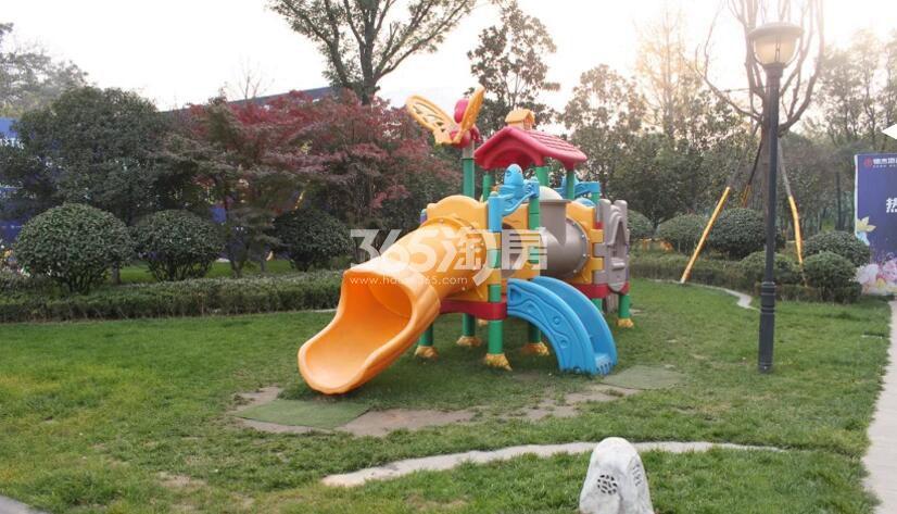 德杰德裕天下营销中心儿童游乐区(拍摄于20171205)