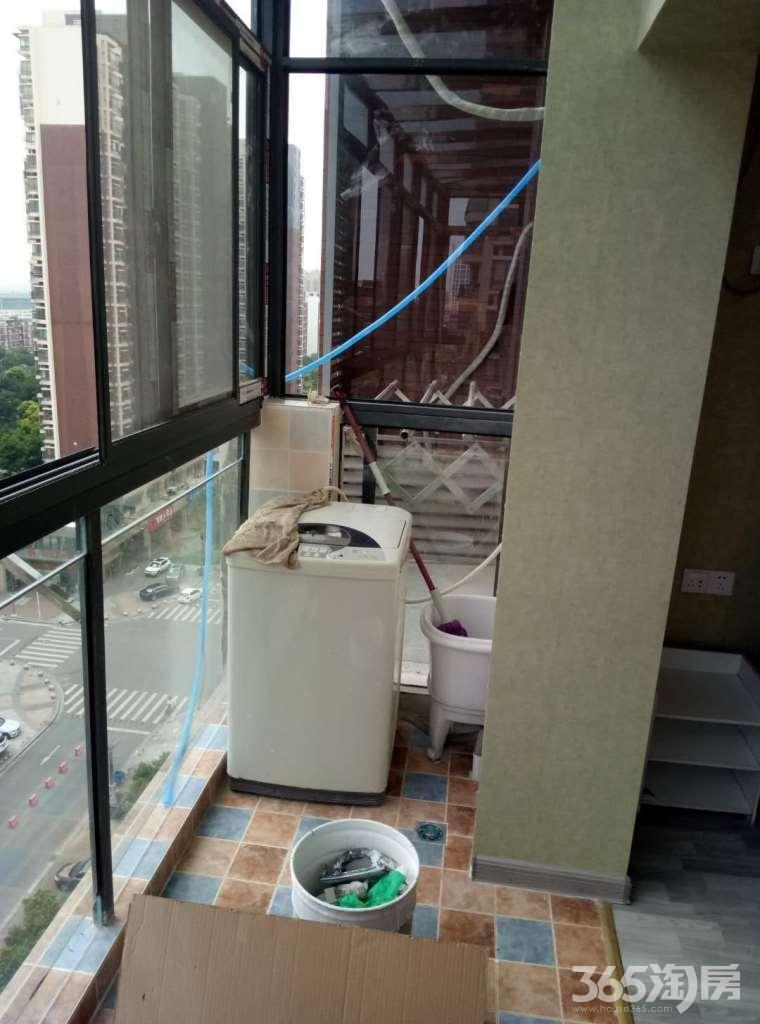 【365自营房源】中央城C区单身公寓 观景楼层 精装修 拎包入住