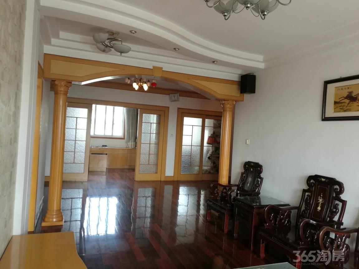 新月花园(商城北)7室4厅2卫255平米2000年产权房精装