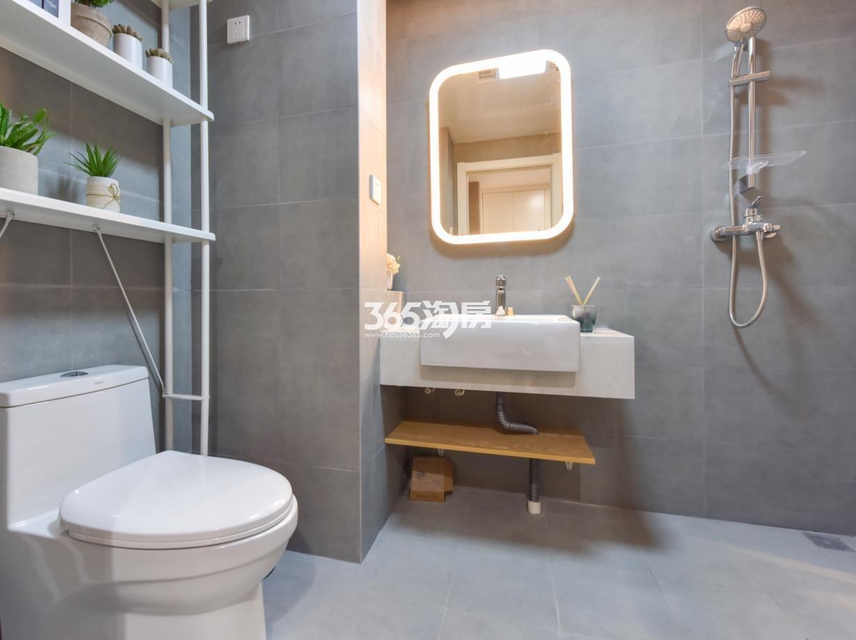 KingMall未来中心公寓卫浴样板间