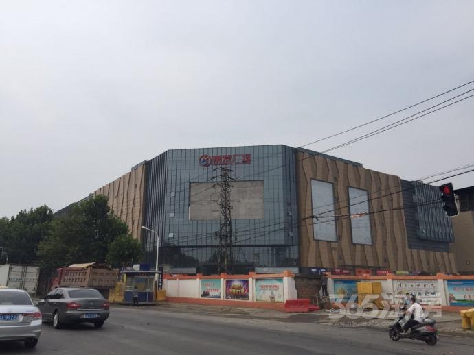 玄武区最新商业综合体常发广场40平方,5.7米挑高新铺出售