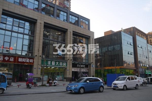 蚌埠国祯广场实景图