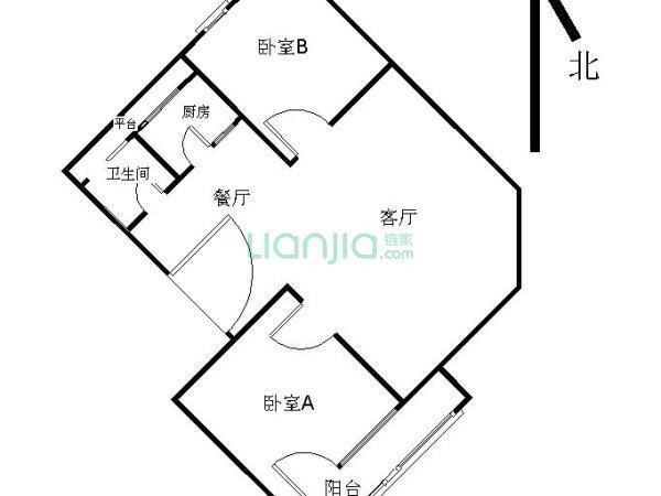 【云南路 2室2厅 85平_南京鼓楼区云南路小区租房】