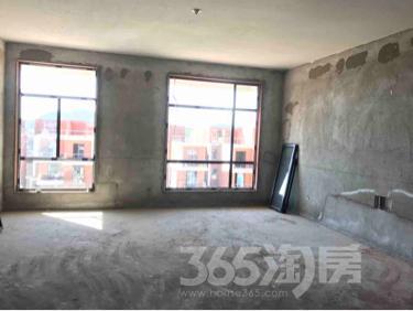 枫林学府4室2厅3卫240平米毛坯产权房2018年建满五年
