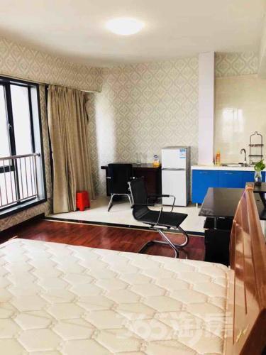 新鸿意瀚海星座1室1厅1卫55平米整租豪华装