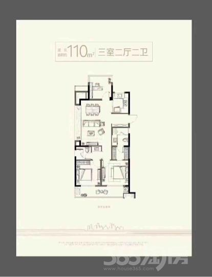 阳光城翡丽海岸3室2厅2卫93平米精装产权房2016年建