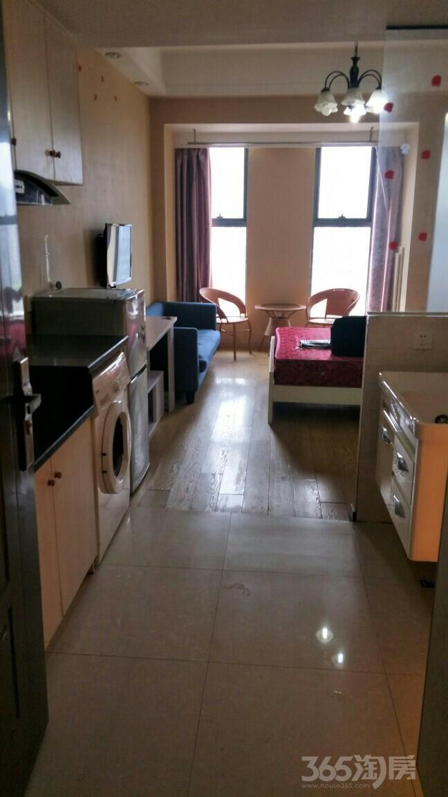 同人精华1室1厅1卫35平米整租精装