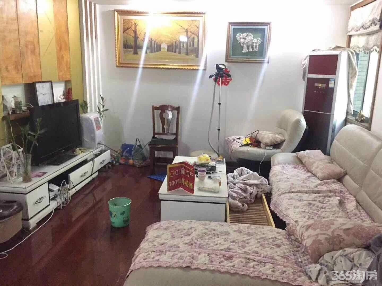 欣芝园3室2厅1卫99.8平方产权房精装