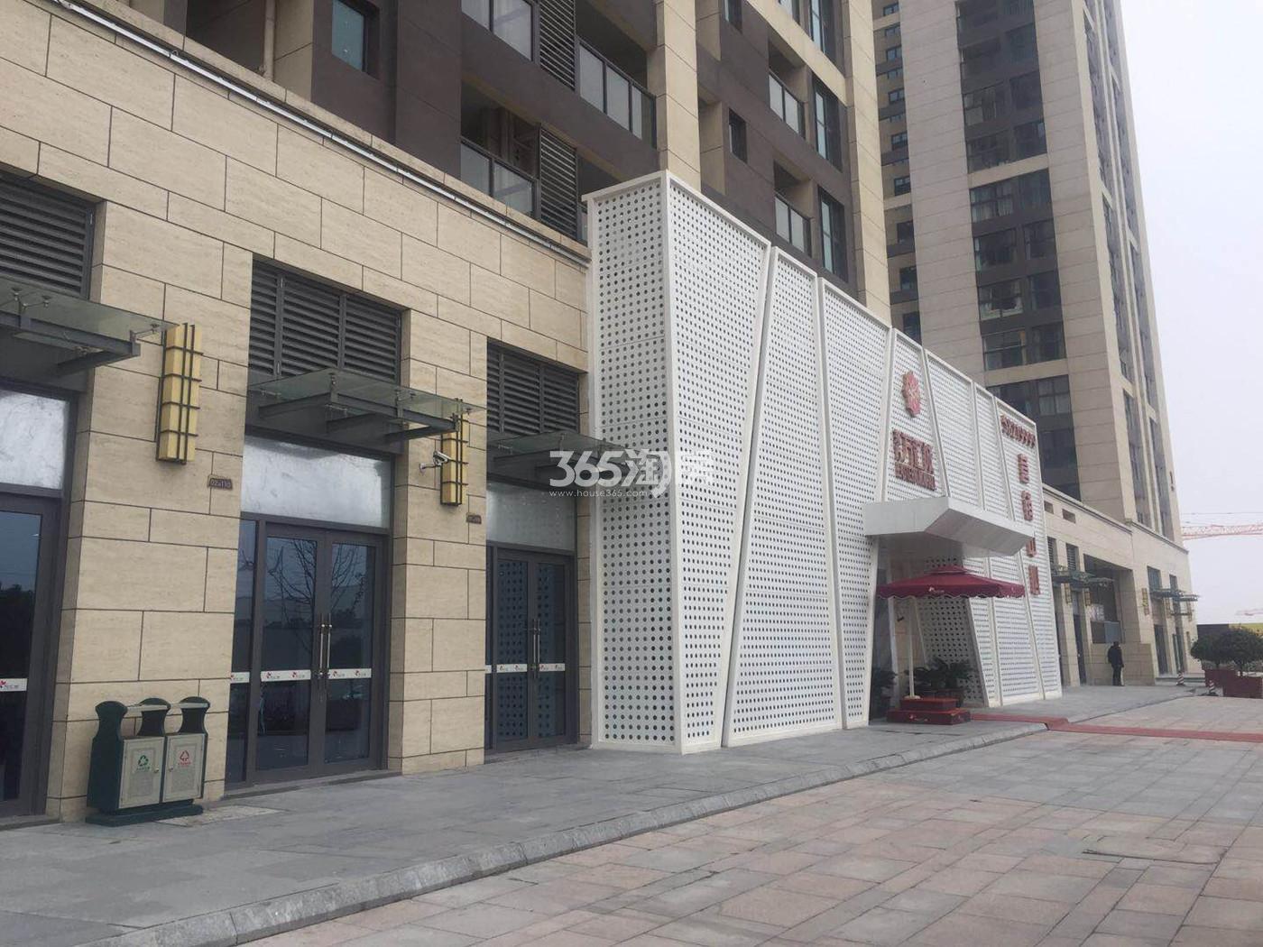 东方万汇城南区售楼处实景图(1.26)