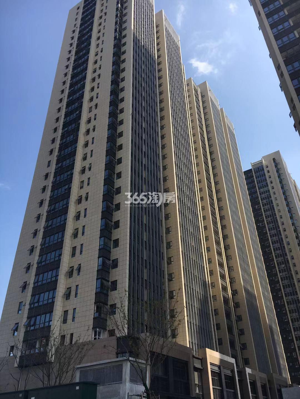 明发财富中心5号楼实景图(11.25)
