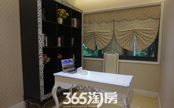 华南城紫荆名都样板间书房