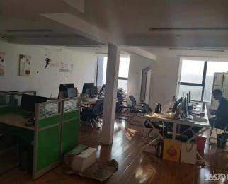 3号线星火路直达精装带办公家具有玻璃隔断随时看房