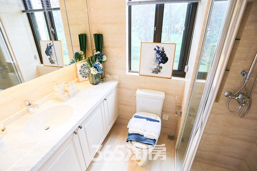 伟星公园天下林语约150平样板间-卫浴
