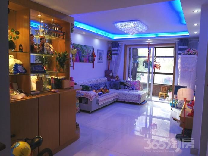 东方龙湖湾2室2厅1卫89平米2011年产权房精装