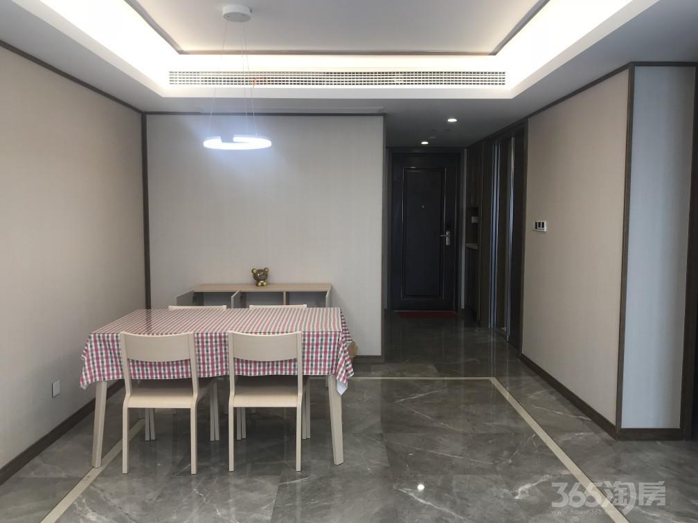 建邺区奥南正荣润峯3室2厅户型图
