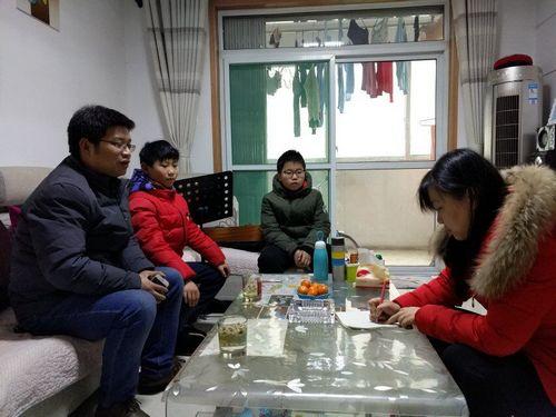 """在线娱乐城赌博平台:稻香村小学开展""""走进家庭_传递温情""""家访活动"""