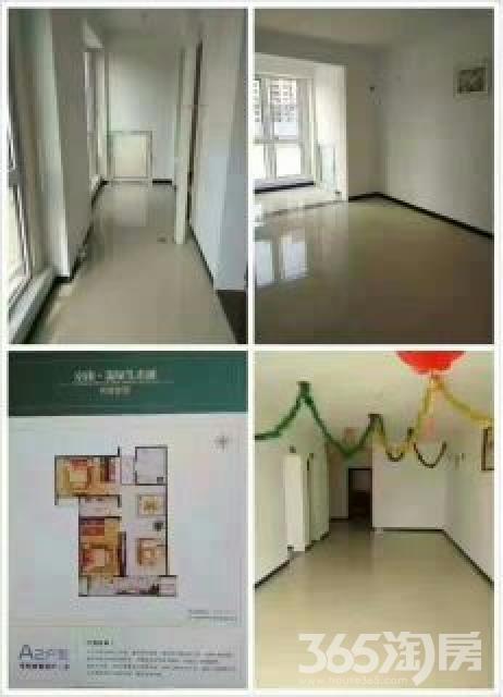 京南温泉小镇2室2厅1卫97.21平米2016年产权房精装