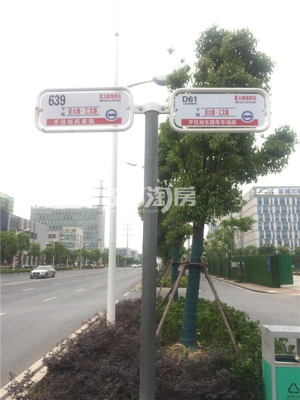 龙湖北宸星座周边公交(6.25)