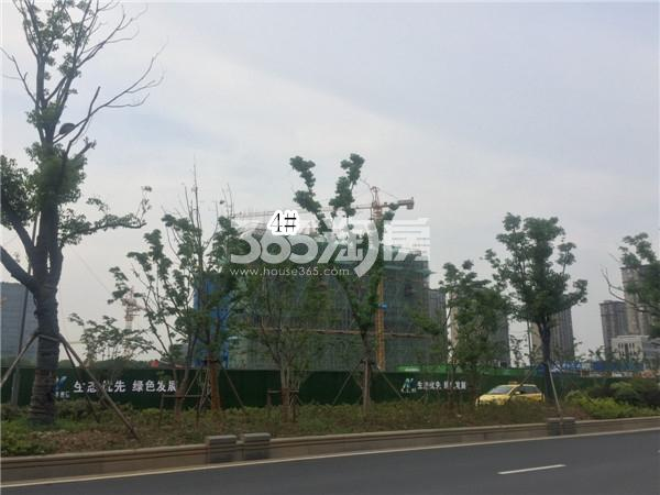 龙湖北宸星座施工进展(6.25)